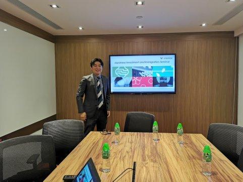 香港人向け日本投資・移民セミナー